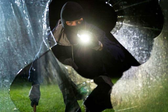 Einbrecher machen in Fahrnau Beute