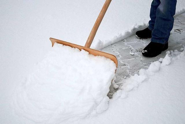 Zoff ums Schneeschieben eskaliert