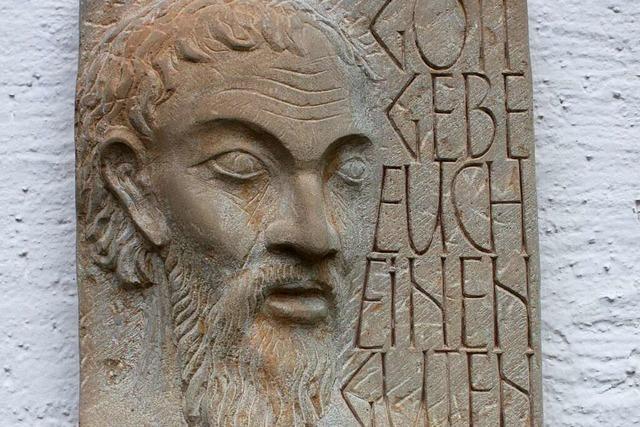 Nikolaus von Flüe: Einsiedler als Friedensstifter