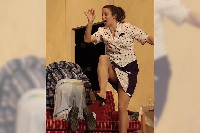Theaterverein Stein/Schweiz führt im Januar im Saalbau das Stück