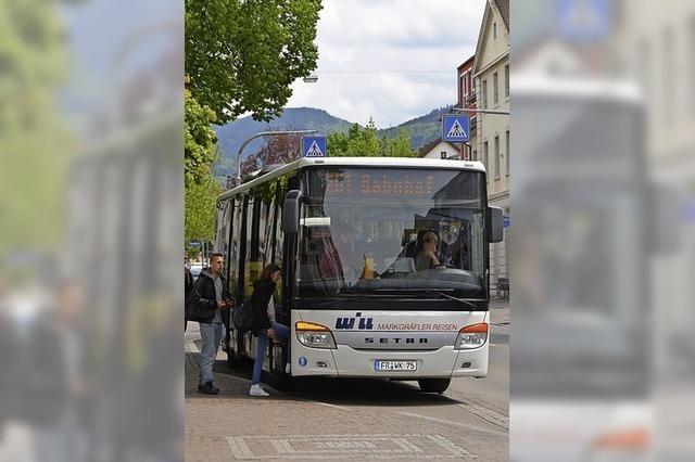 CDU will Müllheim beim ÖPNV in die Offensive bringen