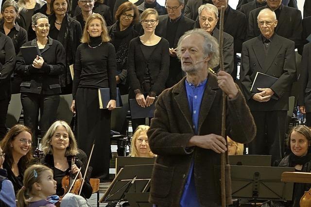 Großen Bach kleinen Zuhörern ganz nahe gebracht
