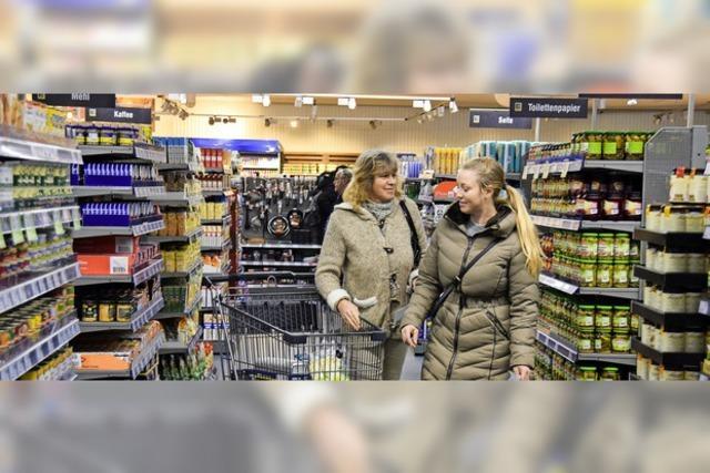 Breisacher Edeka-Markt ist wieder geöffnet