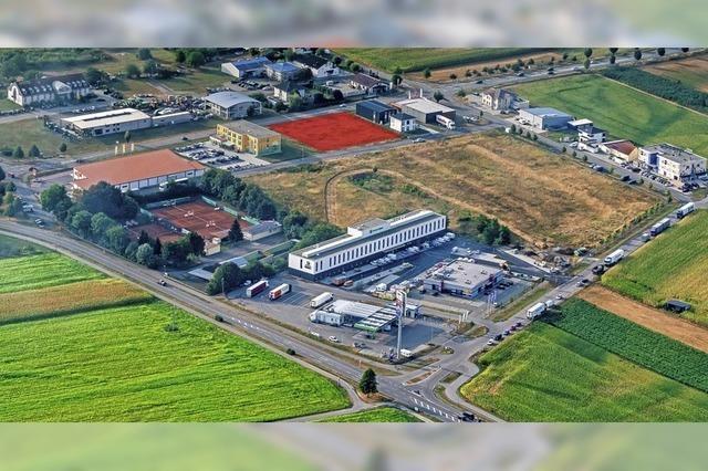 Im Leimenfeld boomt der Hotelbau