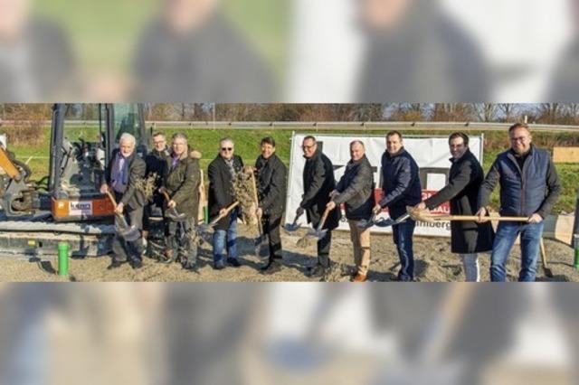 Cobes aus Weisweil startet Projekt auf Dyn A 5