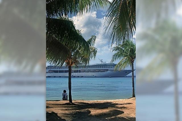 Ausbau der Verbindung in die Karibik