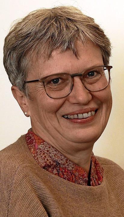 Erika Bächle  | Foto: H.-P. Müller