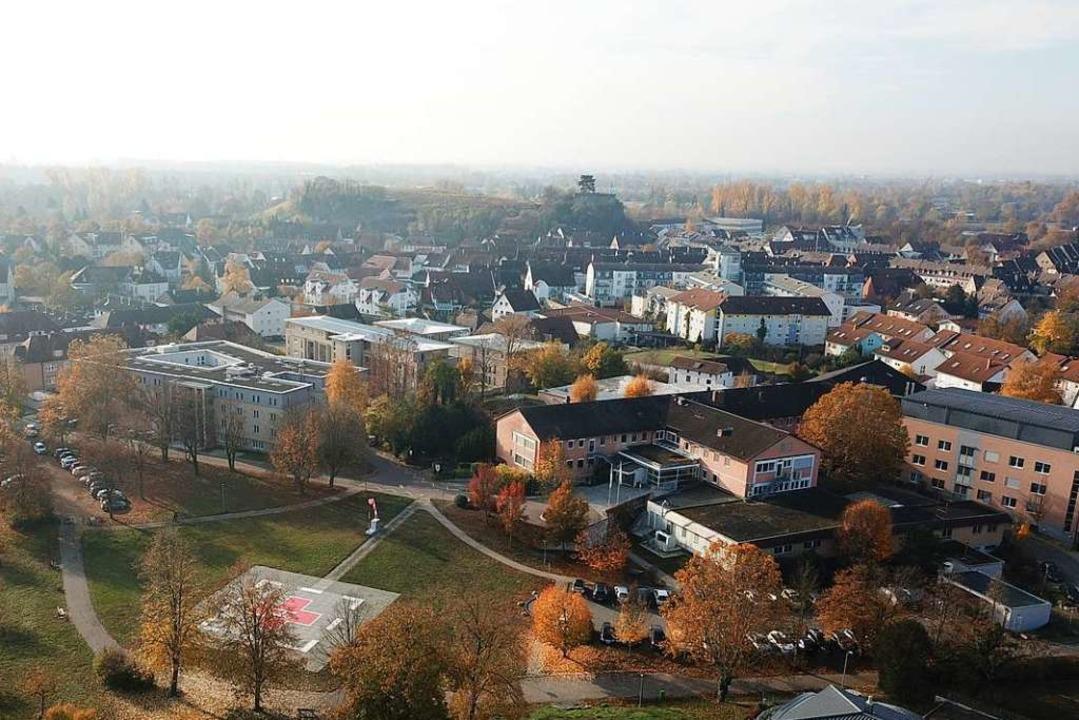 Die Notfallversorgung in Breisach soll sichergestellt bleiben.  | Foto: Patrick Kerber