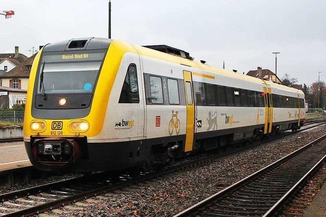 Amtschef Uwe Lahl über die Missstände bei der Hochrheinbahn
