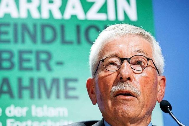 Rauswurf Sarrazins ist für die SPD keine Lösung