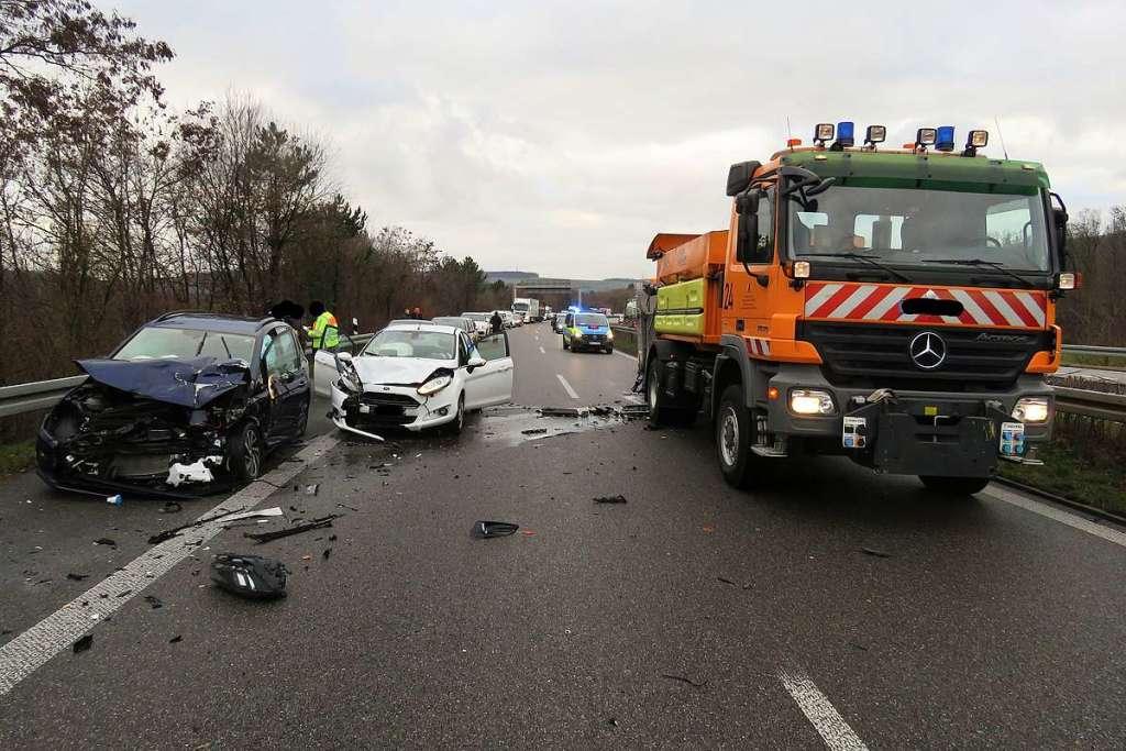 A98 Unfall