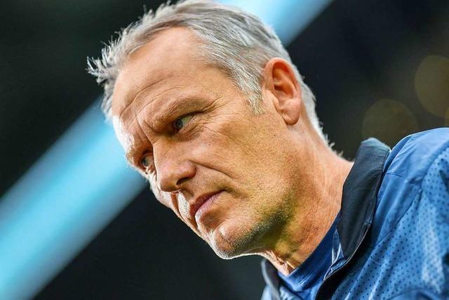 Herr Streich, haben Sie Angst vor Hannover 96?