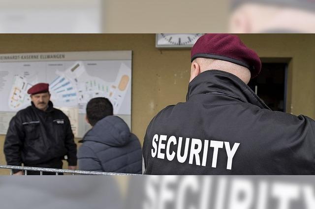 Geldbuße für Chef von Sicherheitsfirma