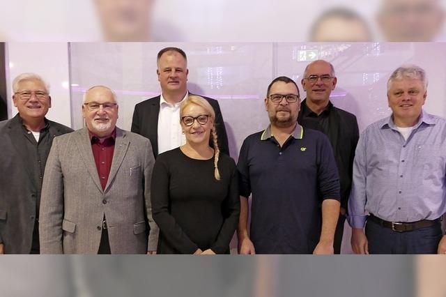 Sieben Kandidaten für den Kreistag