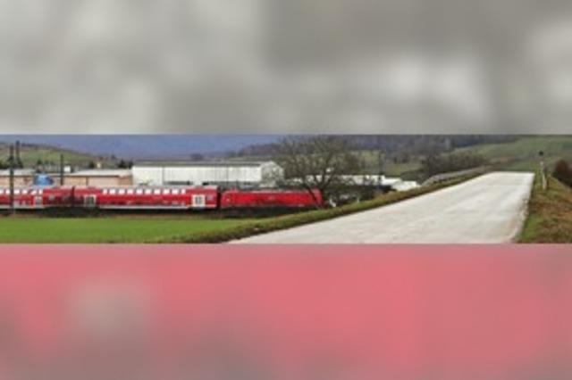 Rheintalbahnausbau startet mit neuen Brücken