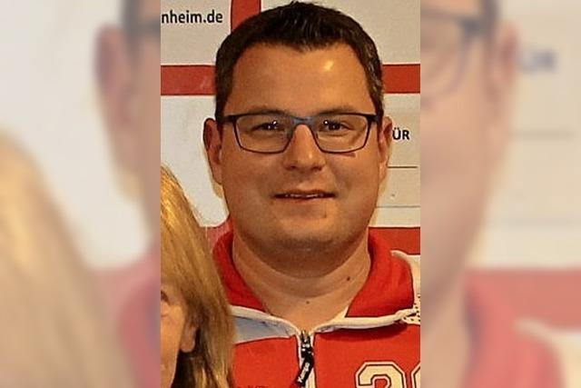André Zipf zählt jetzt zum Führungstrio im HTV