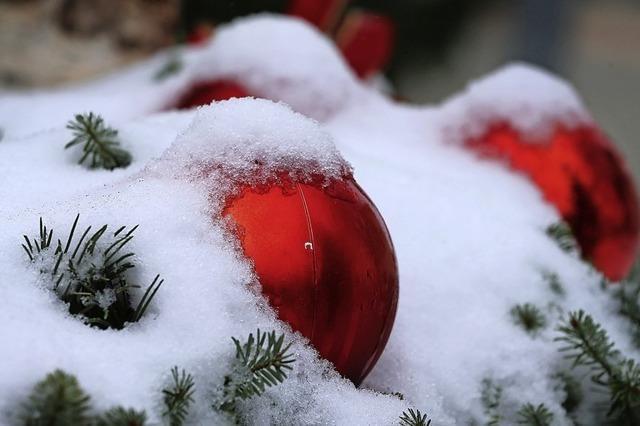 Weihnachten wird nicht weiß