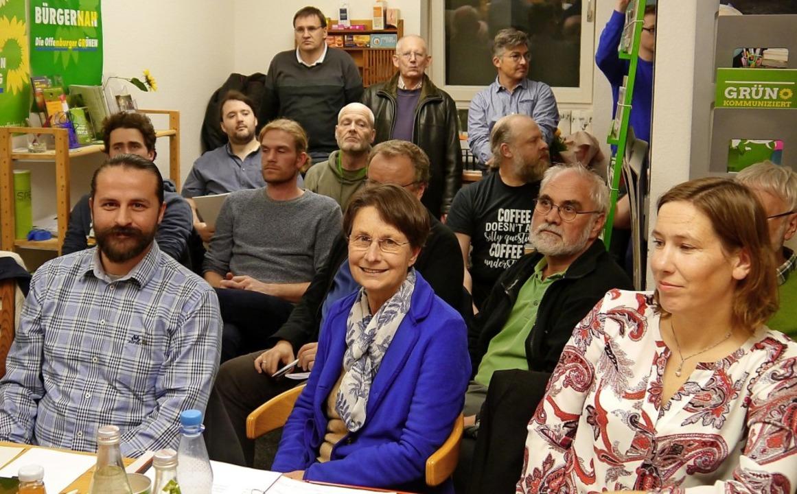 Die Doppelspitze des neuen Vorstands d...c Preukschas aus Schutterwald (links)     Foto: Heidi Ast