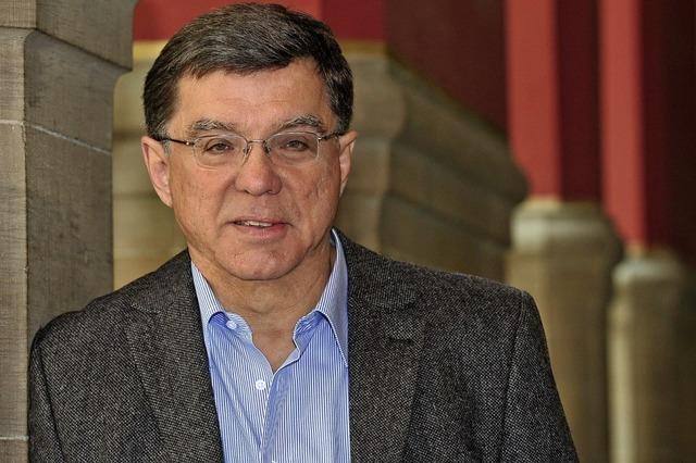 Ulrich Herbert referiert zur Geschichte des Bundesverfassungsgerichts