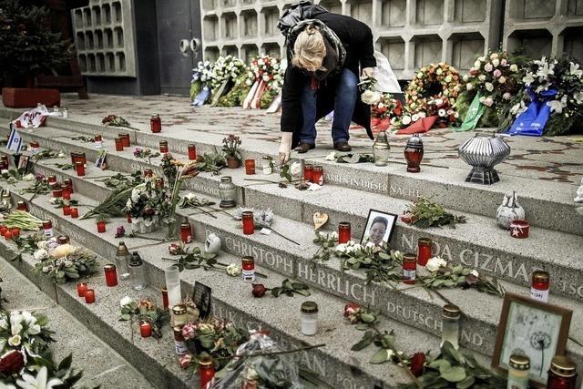 Berlin gedenkt Terror-Opfer