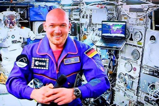 Live-Blog: Astro-Alex kehrt zur Erde zurück
