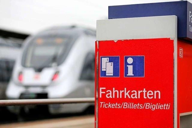 Deutsche Bahn schränkt den Ticketkauf wegen Betrugsfällen ein