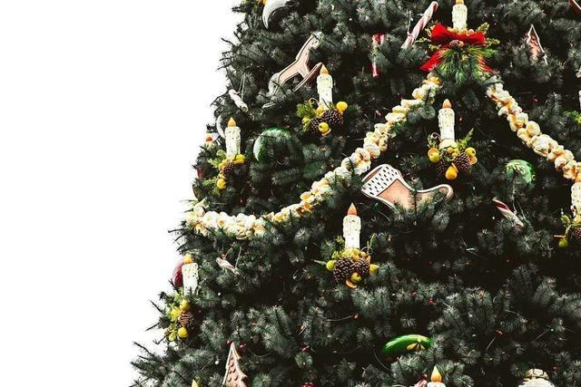 Am 1. Weihnachtsfeiertag ist Weihnachtsfeier für Bedürftige in Freiburg