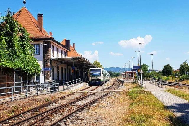 In acht Jahren könnten bei Breisach wieder Züge über den Rhein fahren