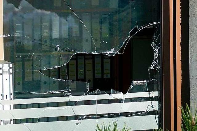 Hoher Schaden bei Einbruch ins Murger Rathaus