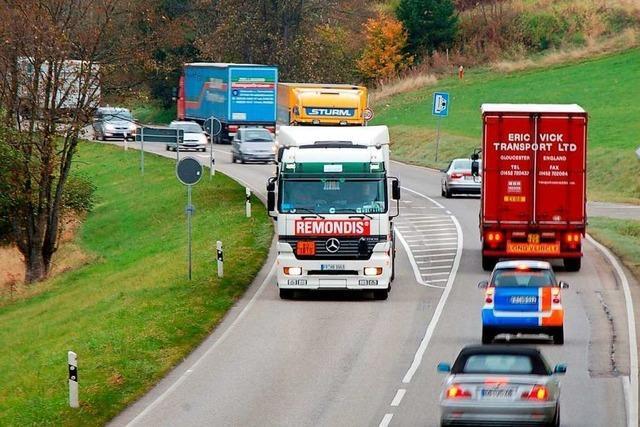 Kommentar: Antrag für Lkw-Durchfahrtsverbot in Freiburg wird kaum Chancen haben