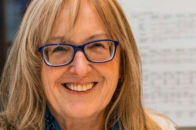 Die Leiterin des Kindergartens Sonnenschein sagt Adieu