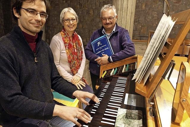 Orchesterverein bietet besondere Kombination