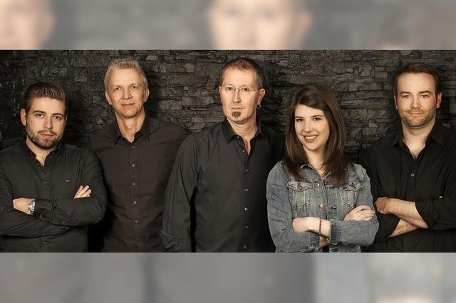 Band Sevens Sins gibt am Freitag, 21. Dezember, Konzert in der alten Schlosserei in Wehr