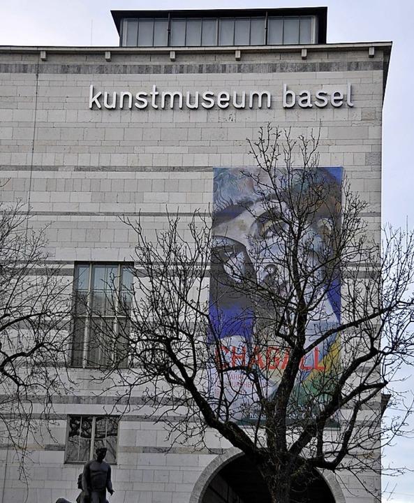 Das Kunstmuseum erhält 2019 mehr Geld.   | Foto: Daniel Gramespacher