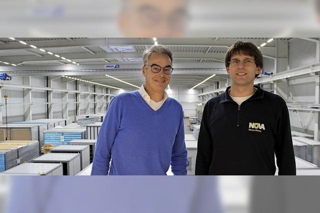 Nova präsentiert große Innovation