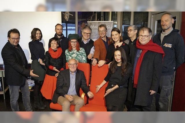 Stuhlpaten für Theater am Rhein gesucht
