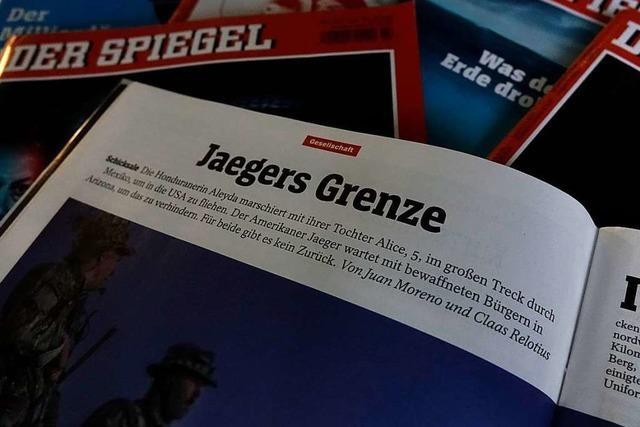 Spiegel deckt Betrug seines Reporters Claas Relotius auf