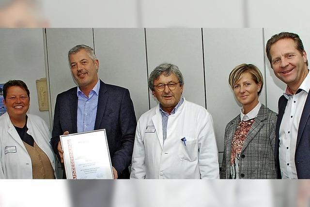 5000 Euro für Förderverein