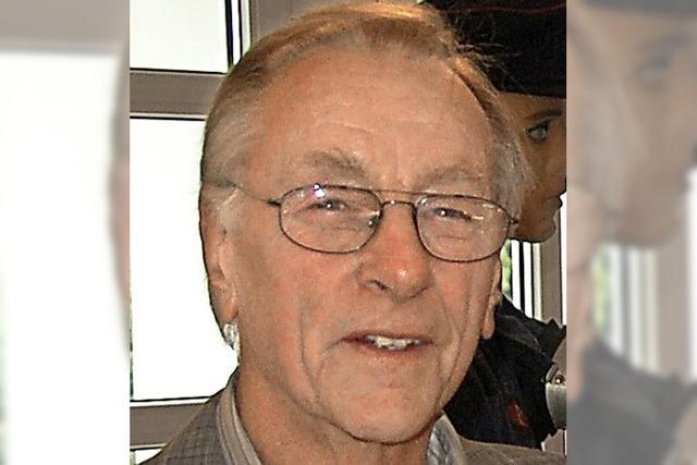 Peter Schrempp ist im Alter von 80 Jahren gestorben