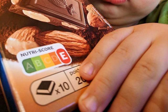 Nutri-Score – einfach und unmissverständlich