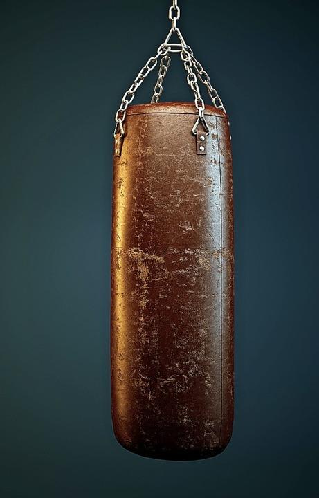 Boxsack – von einem Schüler gewünscht, fand aber keine Mehrheit.  | Foto: virtua73 - stock.adobe.com