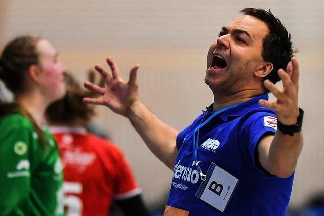 HSG-Trainer Ralf Wiggenhauser: