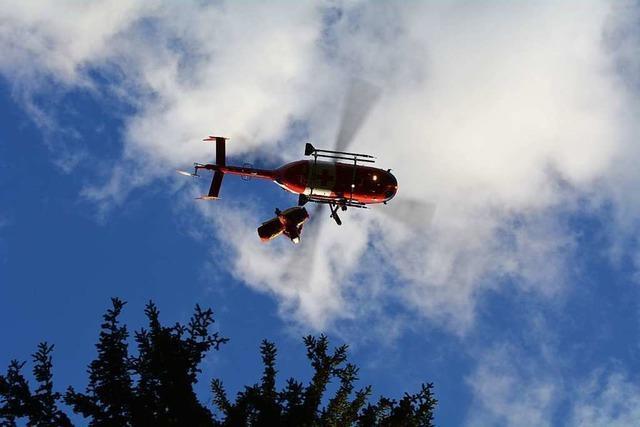 Finanzierung der Rettungswache für die Bergwacht hängt weiter in der Luft