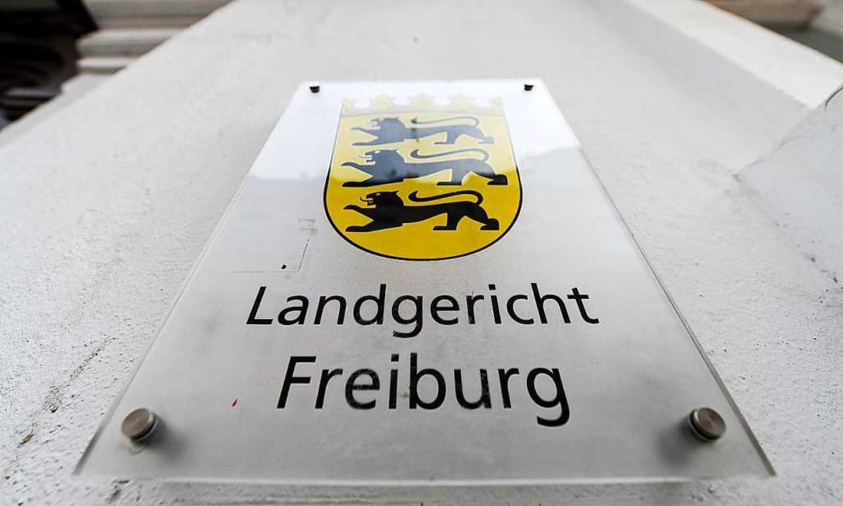 Der an Krebs erkrankte Mann sei voll s... urteilte das Landgericht in Freiburg.  | Foto: dpa