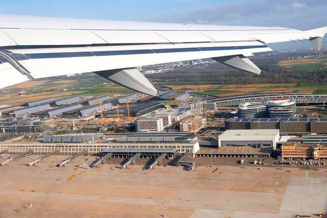 Polizei sieht keine Gefährdung nach Ausspähung an Flughäfen