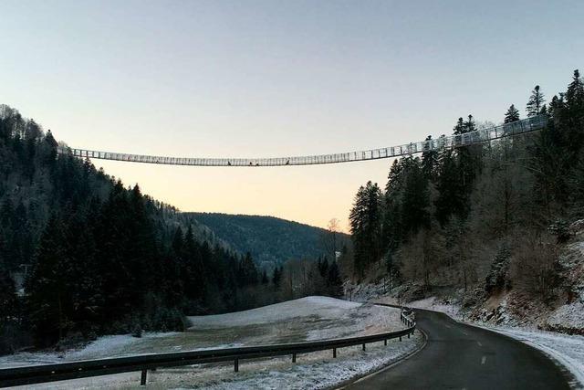 Planungen für die längste Hängebrücke Deutschlands beginnen