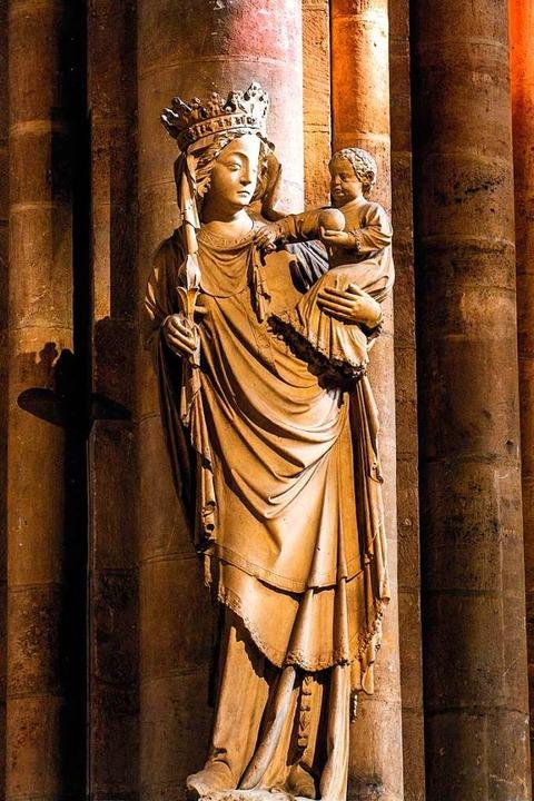 "Notre Dame: ""Jungfrau mit Kind""  | Foto: -"