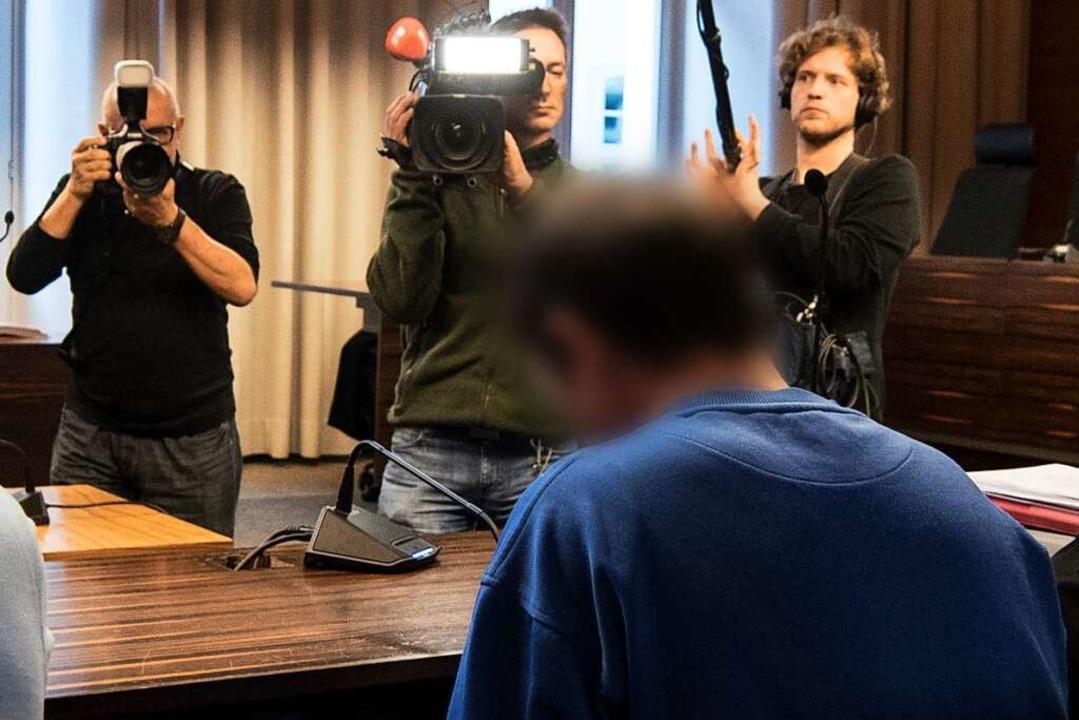 Das Landgericht Freiburg hat Catalin C...or einem Jahr wegen Mordes verurteilt.  | Foto: dpa