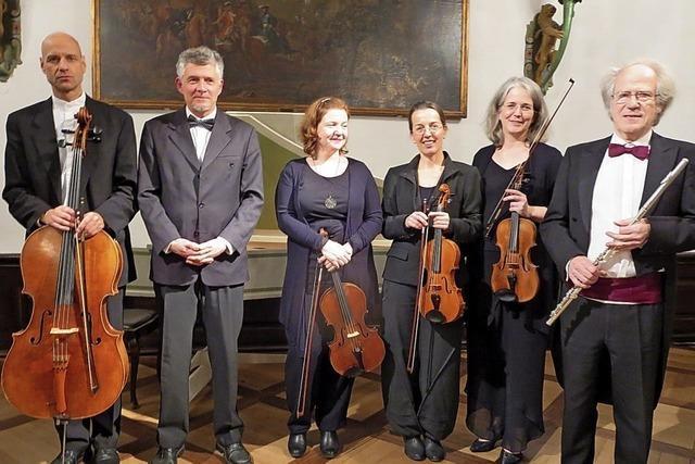 Jahresabschlusskonzerte der Camerata Instrumentale Freiburg