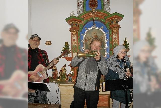In der Jockelehof-Kapelle
